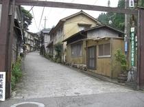 石畳み通り入口1