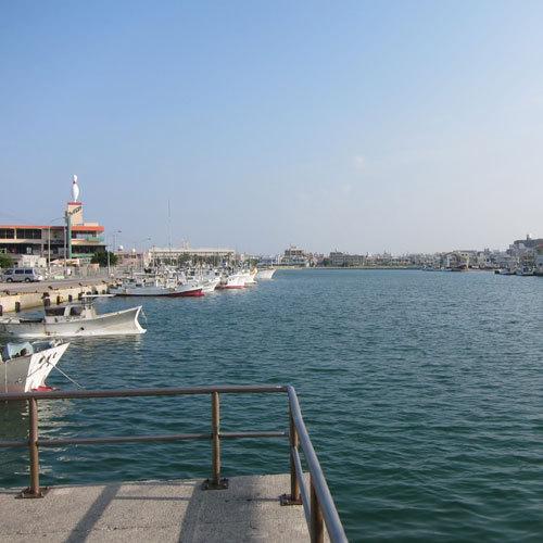【近隣観光】糸満漁港