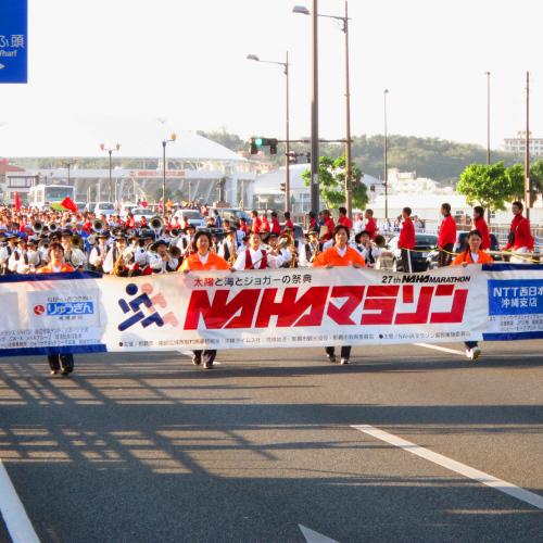 【イベント】NAHAマラソン