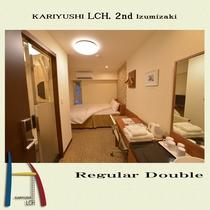 【LCH 2nd】レギュラーダブル