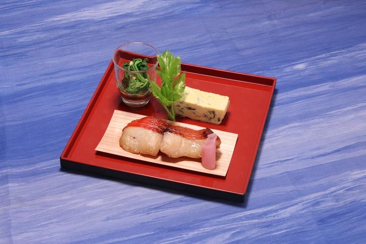 金目鯛の味噌幽庵焼!大人気です。