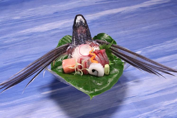 地魚のお刺身盛合せ
