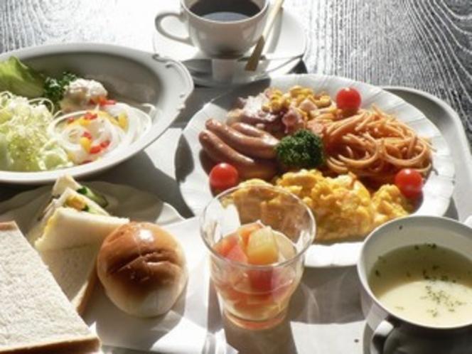 【朝食】 洋食BF