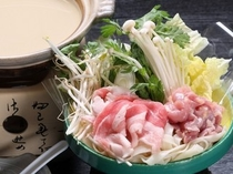 コラーゲンスープのべっぴん鍋