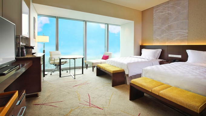 Marriott Brilliant Stay 〜アッパーフロア〜 【食事なし】