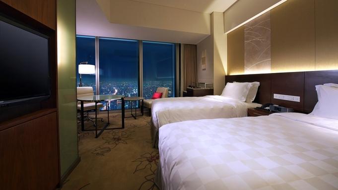 【夏旅セール】39〜49階 大きな窓からダイナミックなパノラマを堪能!朝食付