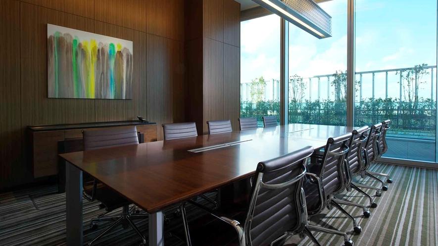 38階 クラブラウンジ 会議室