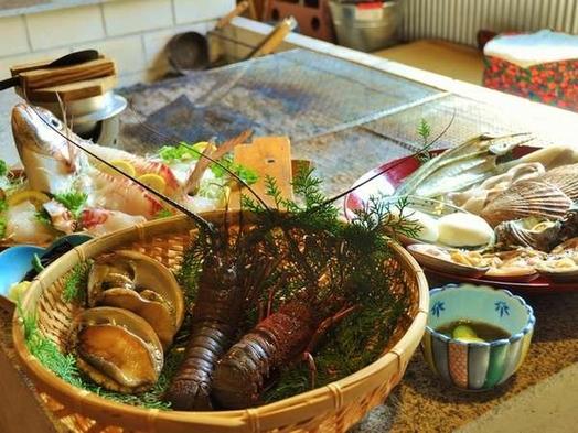 【朝食・夕食付き】国崎かまど贅沢プラン【2名様より】