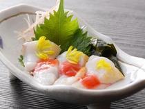 炙り蛸(夕食一例)/レストラン