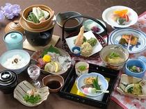 京野菜会席(春)