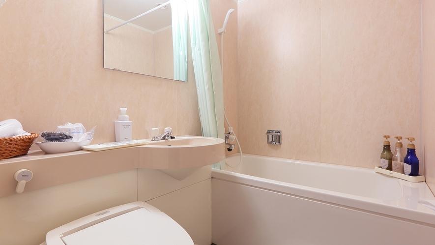 洋室 ツインルーム バスルーム
