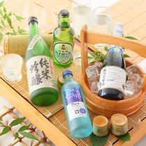 京都 地酒飲み比べ