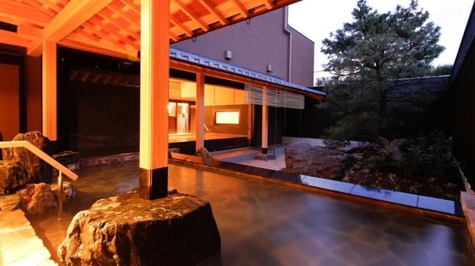【お食事なし】美肌の湯・潮崎温泉と名勝・慶野松原に沈む夕陽を満喫【モデレートフロア】和室・和洋室