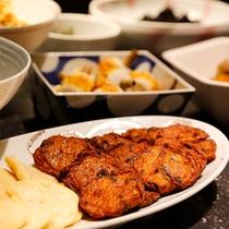 【和洋充実の朝食ブッフェ】
