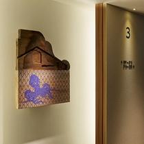 エレベーターホール3F