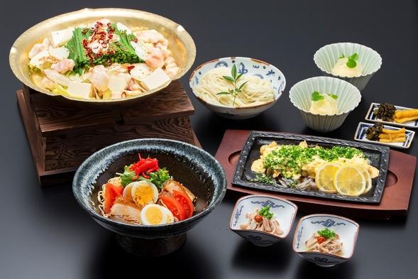 大阪で愉しむ九州の旬 レストラン「博多廊」夕食・朝食・お土産付きプラン