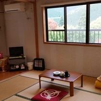 2階宿泊客室