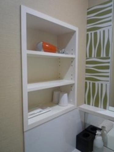 禁煙12畳間シャワールーム完備 洗面所2