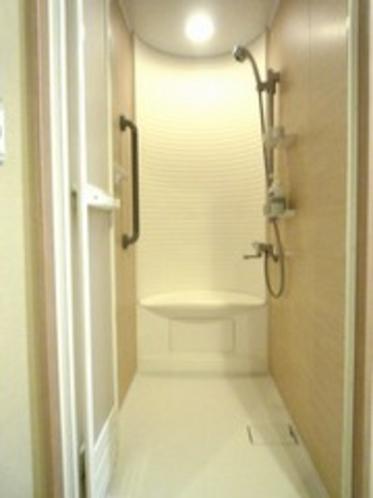 禁煙12畳間シャワールーム完備 シャワールーム
