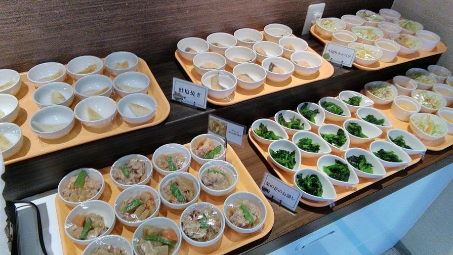 【仙台の中心部、東二番丁通にあるホテル】バイキング朝食付きプラン
