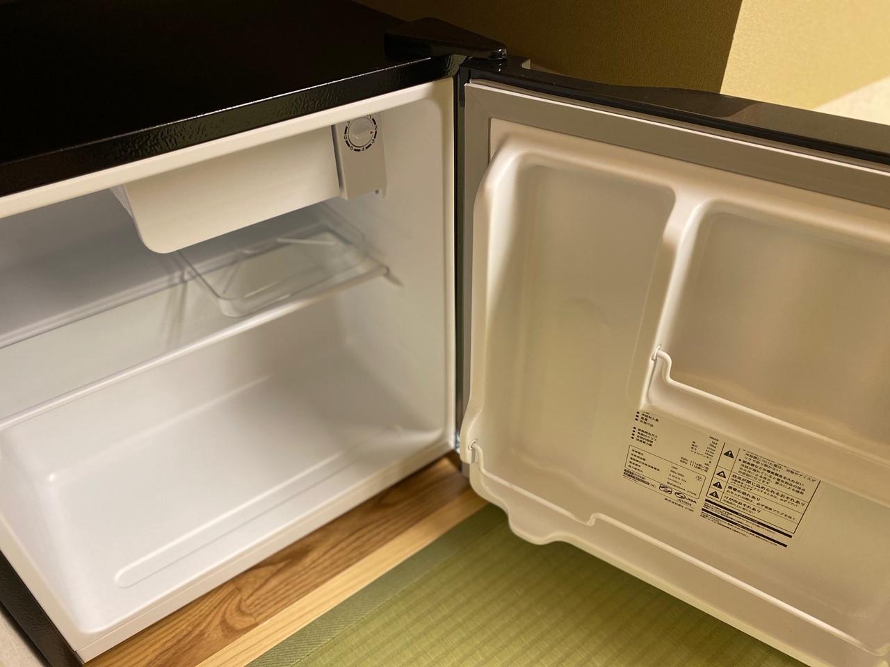 ◇全客室◇ 冷蔵庫完備