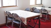 【食堂】朝食時間6:30〜8:00、夕食時間18:30〜20:30