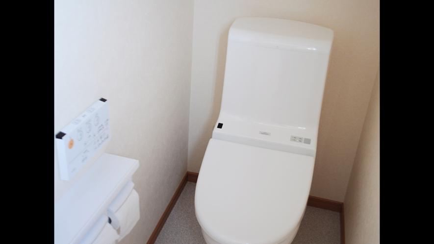 【トイレ】共同でご利用下さい。