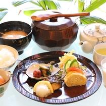 11 [料理] 朝食(1):和セット or 洋セット