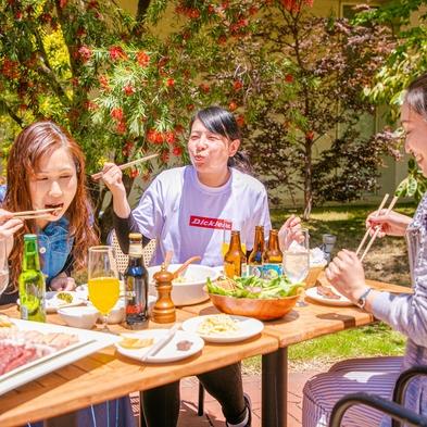【夏割】【BBQ&リゾートステイ】赤崎牛と糸島野菜と海鮮を堪能!ハーバービュー【MARINOA】