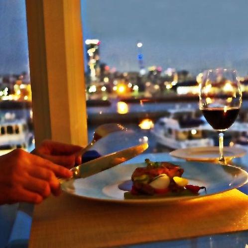 海辺のレストラン