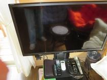 テレビとカラオケ
