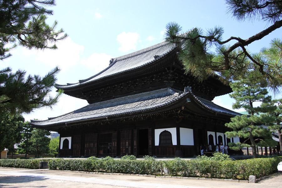 近隣の風景:建仁寺(歩6分)