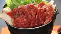 【スタンダード会席】世界最高峰の黒毛和牛のすき焼き
