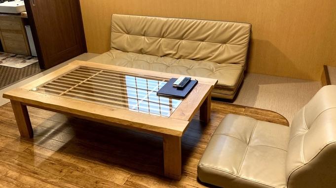 <食事処個室>1日3部屋 限定 ペットと一緒に泊まれる離れプラン 内湯付き 1泊2食付