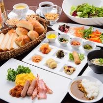 30種類以上から選べる朝食ブッフェ/12階レストランG