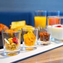朝食デザート一例/12階レストランG