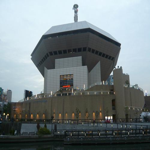 ◆  周辺  ◆  FM大阪  ◆  徒歩8分