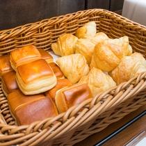 1階カフェレストラン「Planet 3rd」の朝食バイキング