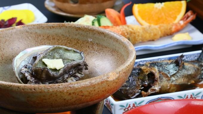 ◆イセエビ&アワビ◆1人1つずつ!高級食材を味わう