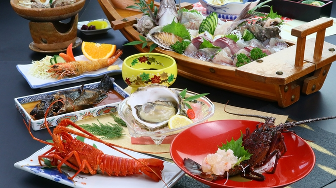 ◆イセエビ堪能◆1人2尾☆調理法はチョイス!相差を食す