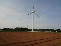 銚子の風車