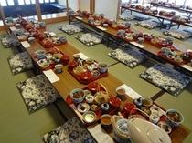 精進懐石 寺院での立ち寄りご昼食