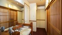 *【旧館】和室12畳:洗面所