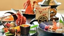 *〔最上級〕海老や渡り蟹など彩りも見栄えも大切にご用意(一例:季節により素材は異なります)