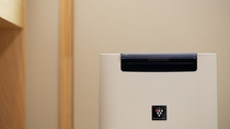 *【客室備品】空気清浄機