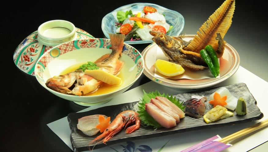 【季節の一例】季節のオススメ料理の会席料理