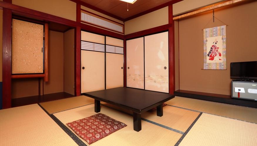 【もみじ】和室8畳のお部屋