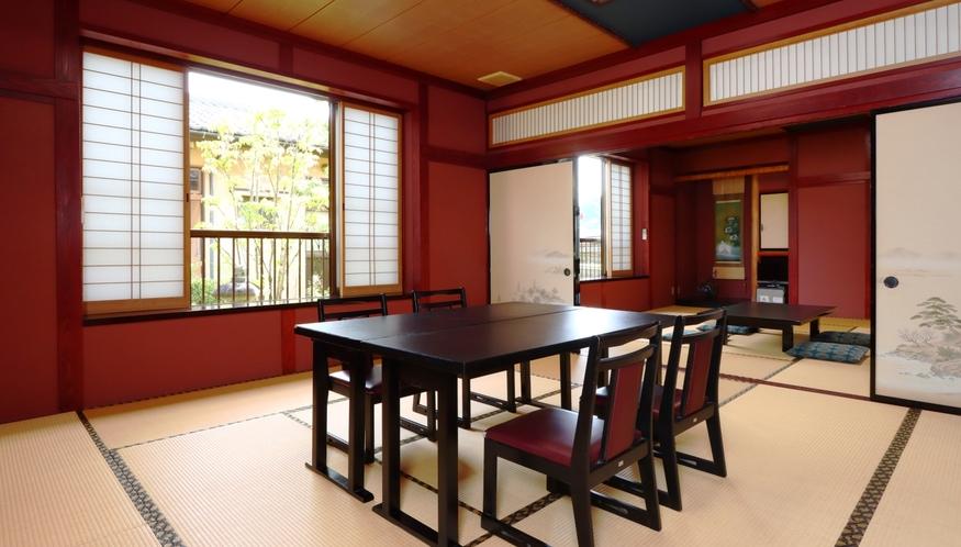【まつ】和室12.5畳二間のお部屋