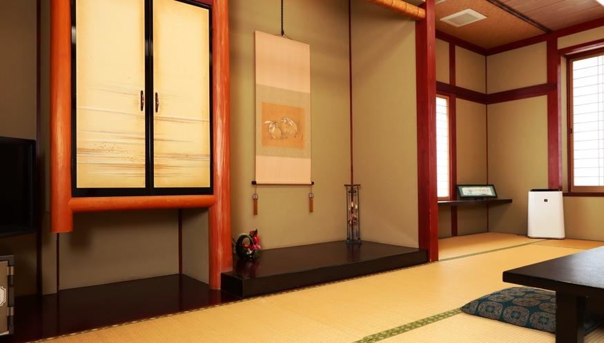 【つばき】和室14.5畳のお部屋