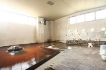 天然温泉浴場